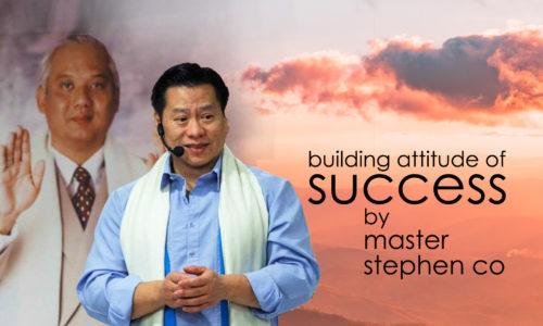 Building Attitude of Success